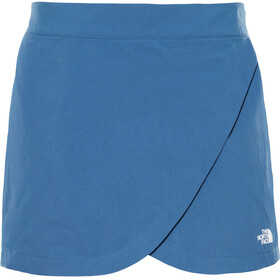 The North Face Inlux Skort Women Blue Wing Teal